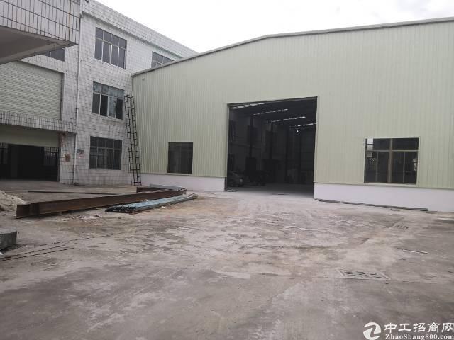 大朗镇原房东厂房5200平招租