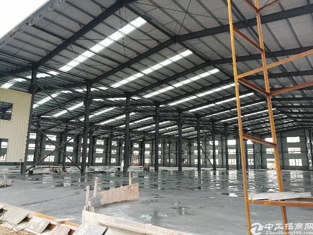 大朗新出3000平方9米钢构厂房