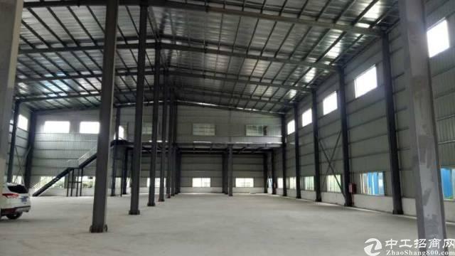 黄江镇高速路口附近独栋钢构3000平