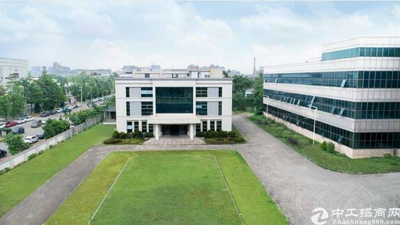 黄江国有证房产证双证独院厂6.5万平出租环评没问题