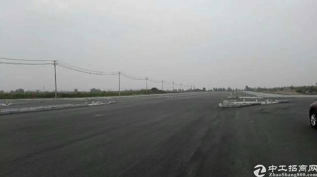 黄江镇靠近高速路口新出6万平方空地出租