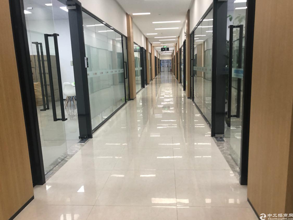 龙华清湖地铁站附近360平精装修办公室