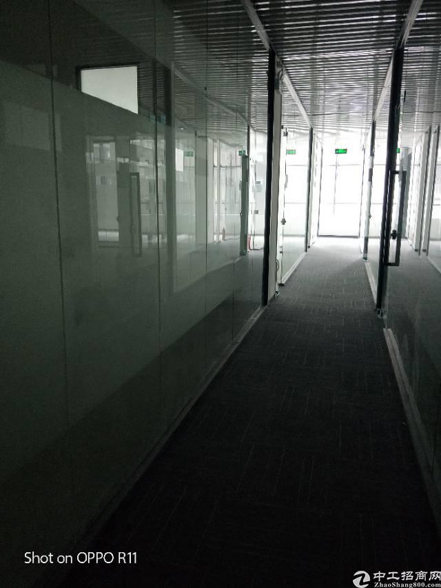 龙岗南路地铁出口1000平甲级办公室招租