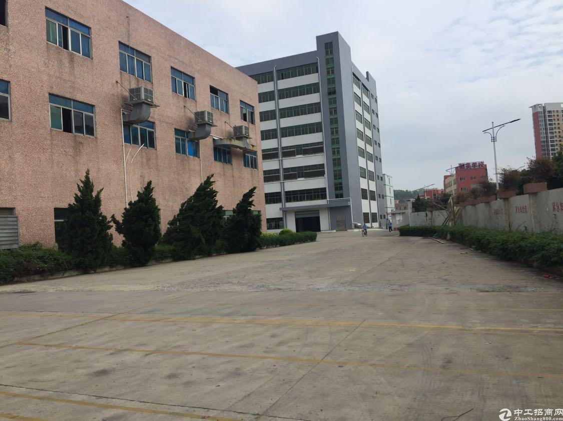平湖独院厂房8000平米出租使用率85%