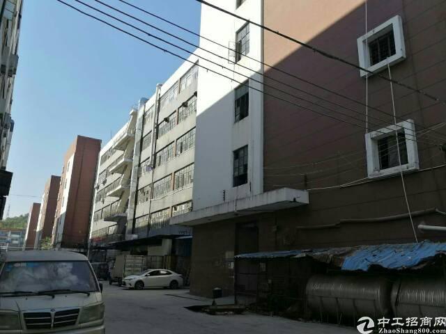 出售布吉工业区独栋红本厂房。适合自用投资