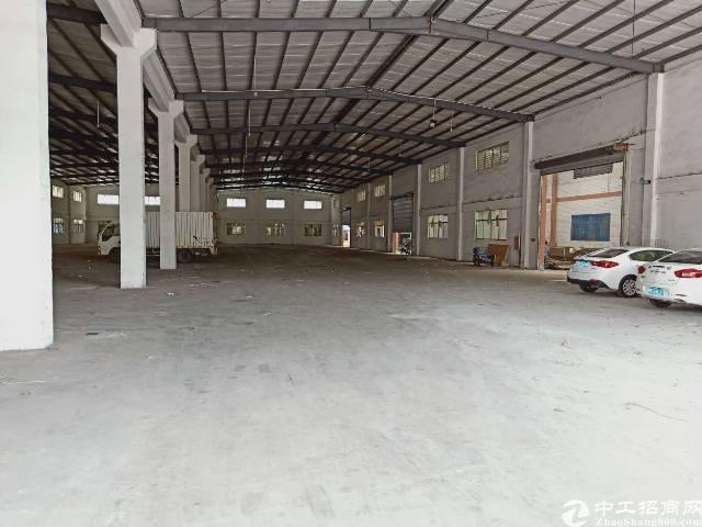 原房东带牛角2000平钢构厂房招租