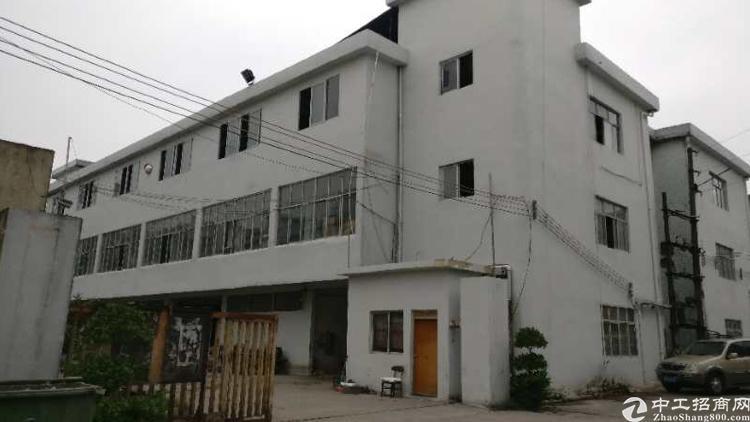 大岭山原房东独院厂房出租总面积4055平方