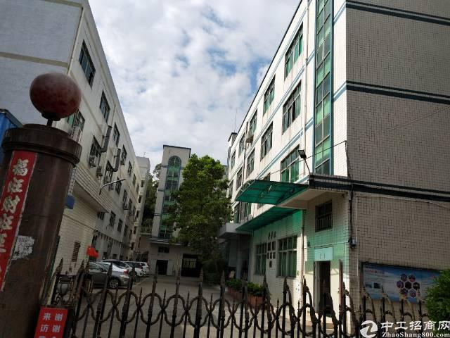 平湖富民工业区新出原房东独院厂房15000平方