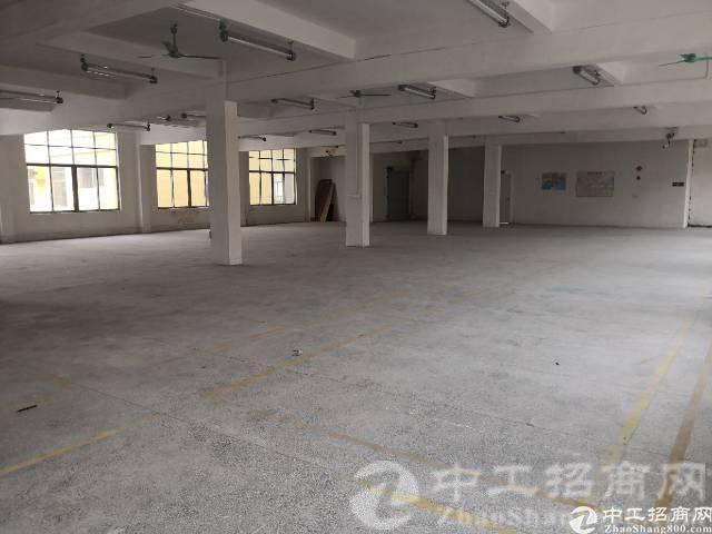 厚街镇桥头社区实业客分租厂房三楼1000方,面积可现场实量