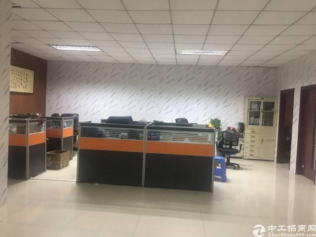 西乡共和工业路精装修办公室车间仓库1000平大小可分