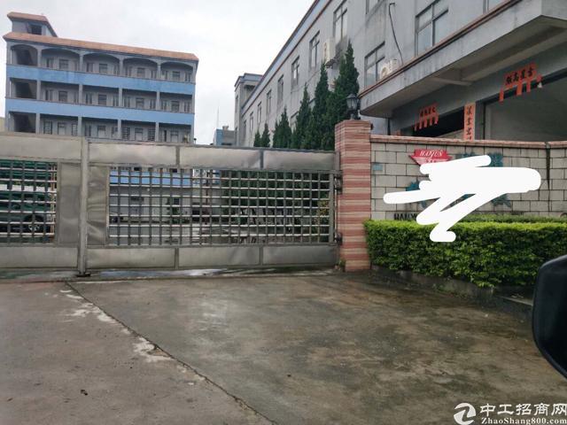 虎门沿江高速出口实际面积带装修厂房出租