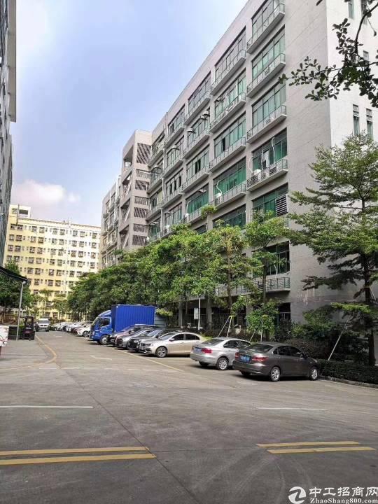 可办环评原房东红本厂房1800平方一楼出租