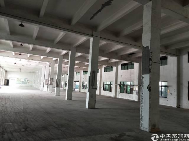 平湖华南城新出独院8000平方红本厂房
