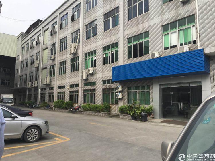 大岭山新塘工业区一楼厂房出租2800平方米