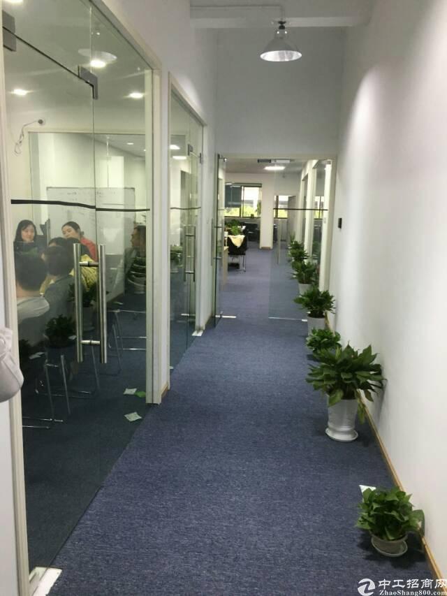 武汉东西湖现代企业城独栋办公空间