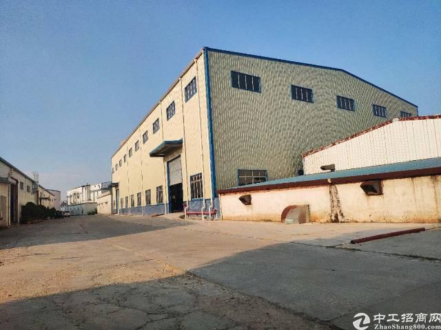 原房东新建钢构厂房1700平出租