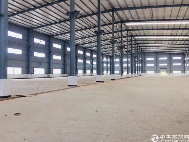 新鲜原房东绝版钢结构厂房出租