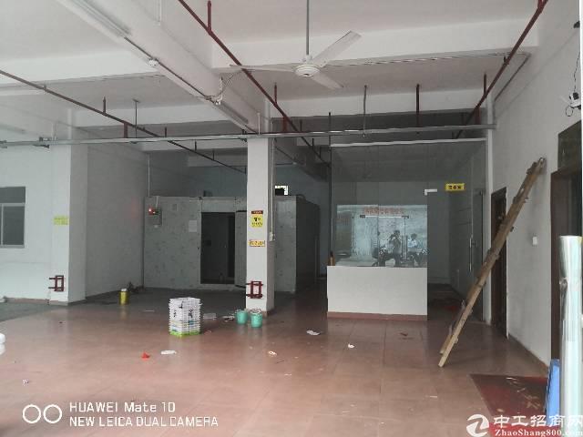 龙岗北通道边上五联段厂房1200平出租带装修-图4