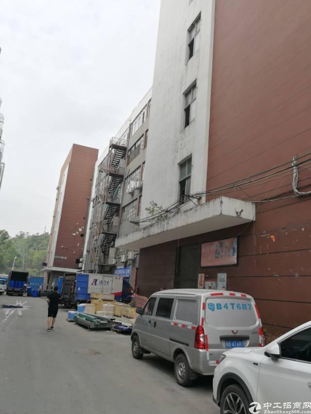 深圳市龙岗布吉高速出入口红本厂房出售