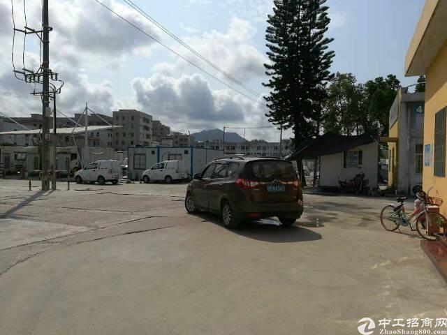 东莞凤岗清晰产权小独院标准厂房低价出售