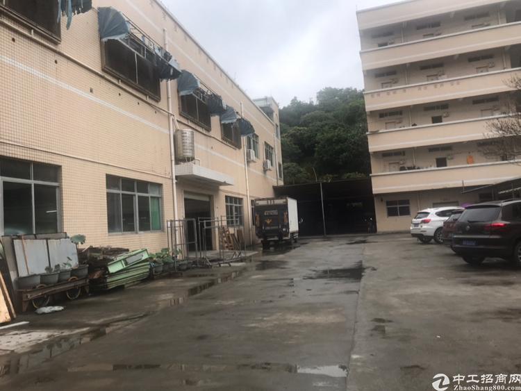 凤岗金凤凰工业区新出原房东厂房1楼1600平,没公摊,可以分