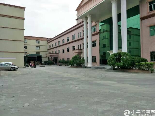 罗阳大型花园式工业园区新出1楼标准厂房证件齐全