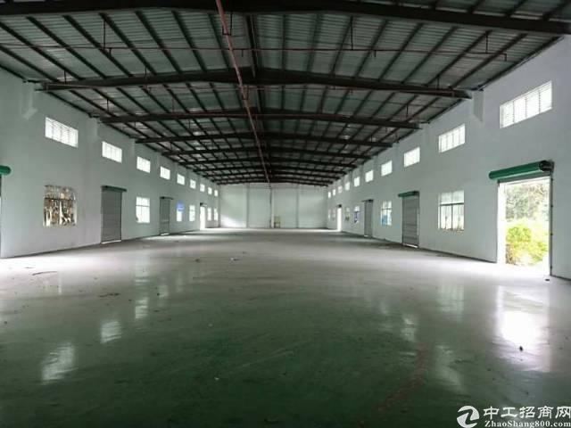 惠州市的石湾钢构厂房独院招租