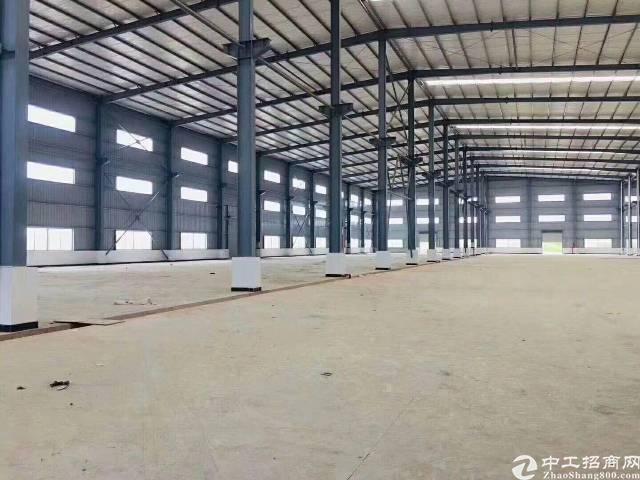 新出钢结构厂房大小分租