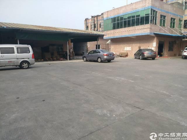 横沥镇三江工业区单一层550平方原房东出租