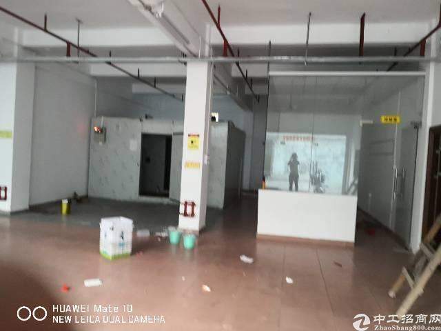 龙岗北通道边上五联段厂房1200平出租带装修-图7