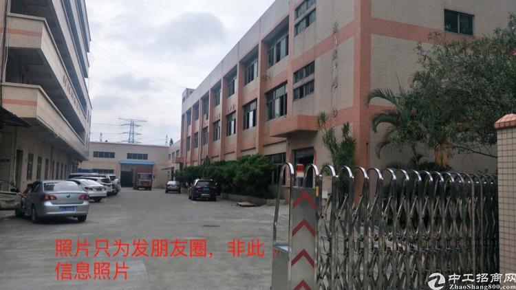 东莞谢岗独门独院厂房6500平方米出售