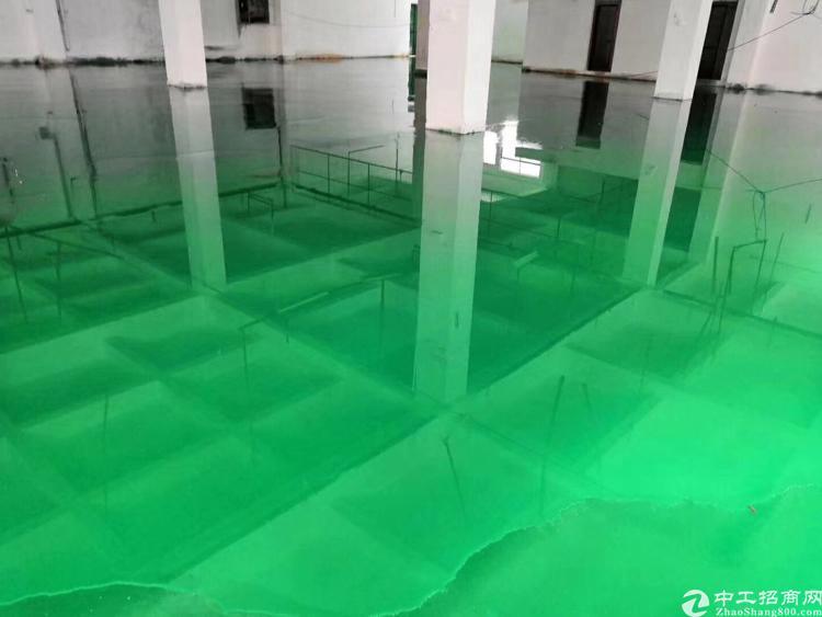 东城新出5000平方厂房地坪漆消防喷淋