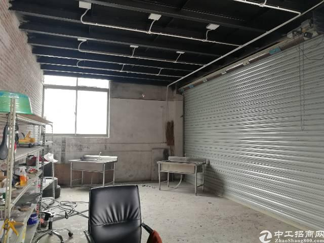 龙华民治工业路2200平钢构厂房出租
