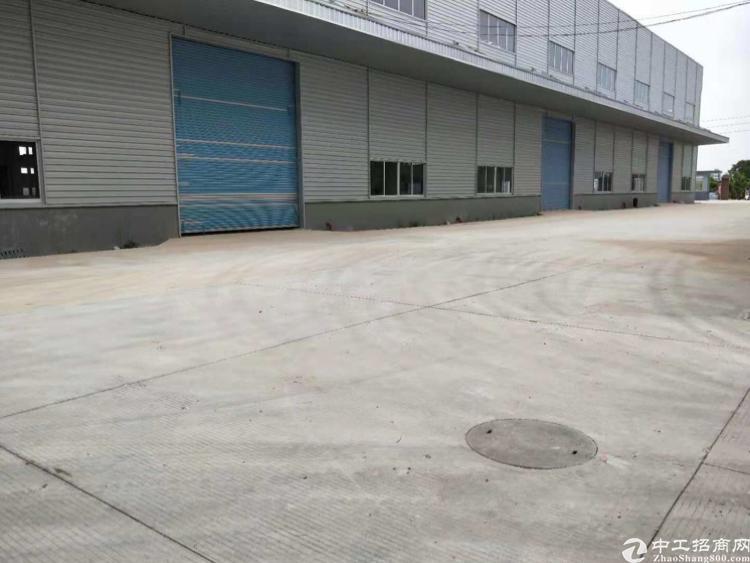 东莞桥头新出70000平厂房可分租整层12000