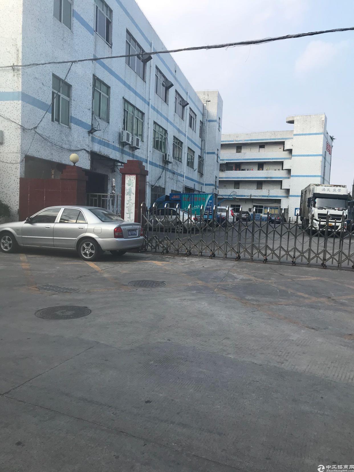 龙岗南联新出500平厂房招租,带红本已过消防带装修