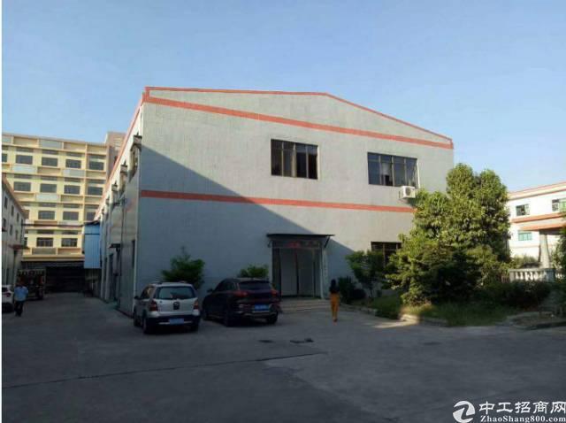 7300平方米集体证厂房出售