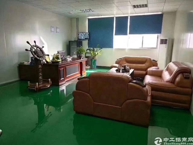 福永塘尾地铁口一楼600平厂房出租