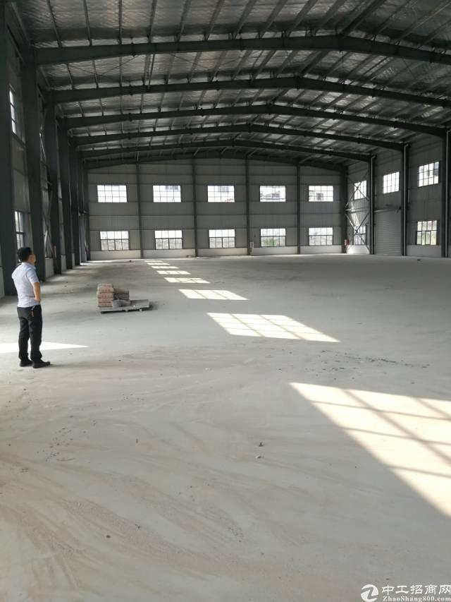 惠州仲恺高新区新出独院3200平钢构厂房出租