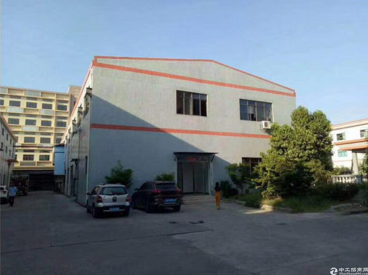 石碣镇占地9.4亩,建筑7300㎡村委合同厂房出售1、占地