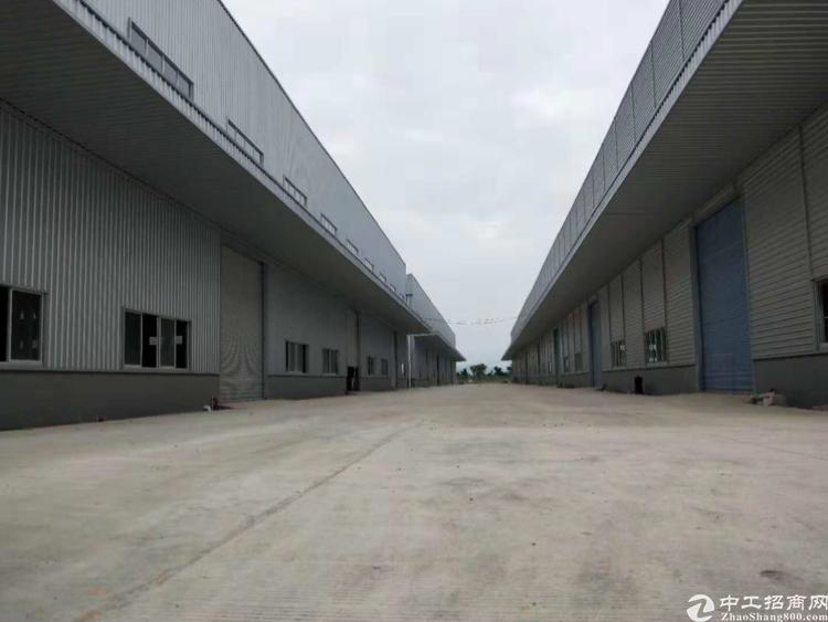 东莞桥头新出70000平厂房可分租整层12000-图2