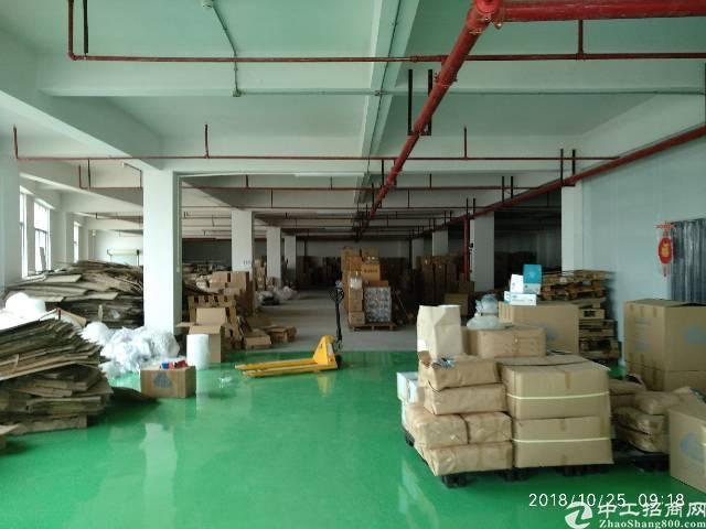 虎门1400平米电梯厂房出租