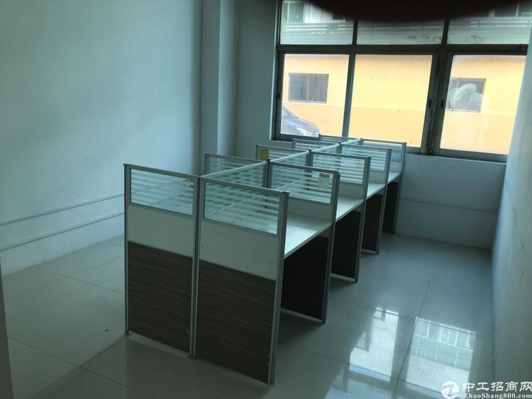 平湖600平带精装办公室厂房招租