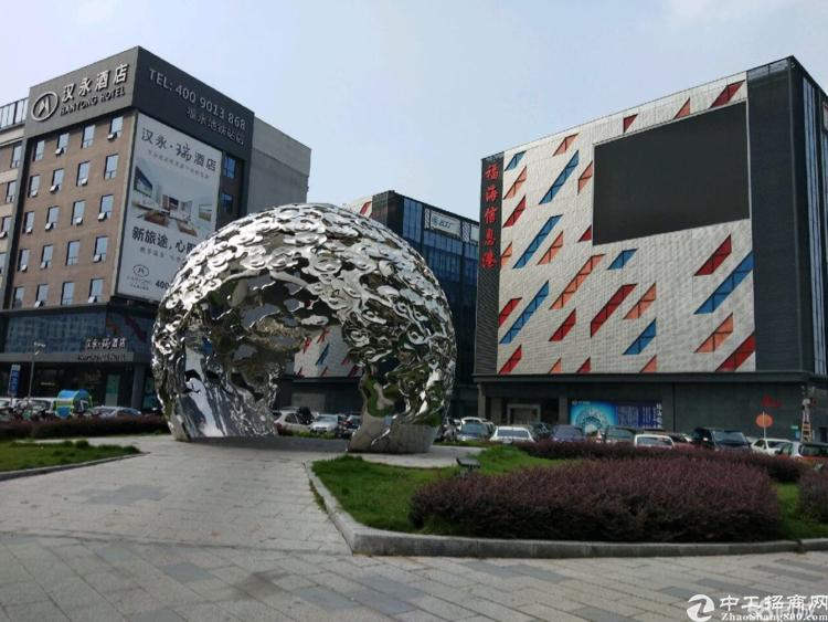 福永地铁口精装修写字楼,办公家私齐全148平方