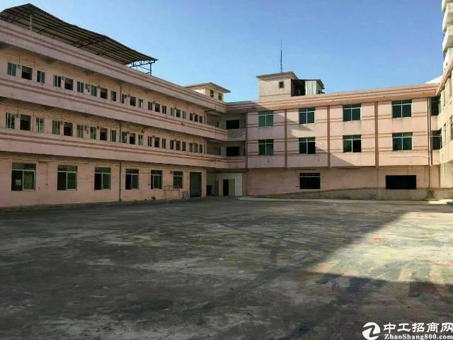 惠州市新建成标准独门独院厂房出租