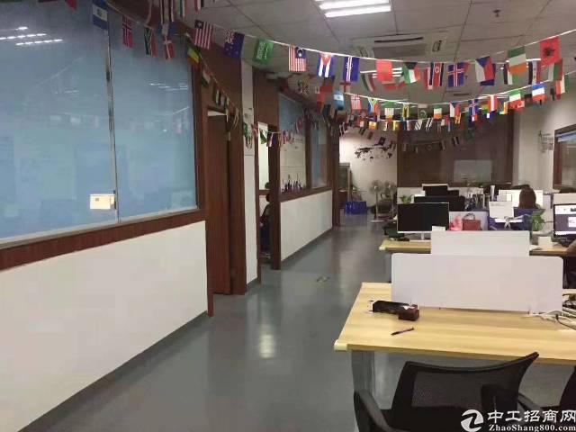 沙井107国道边高新科技大厦楼上880平方厂房招租-图3