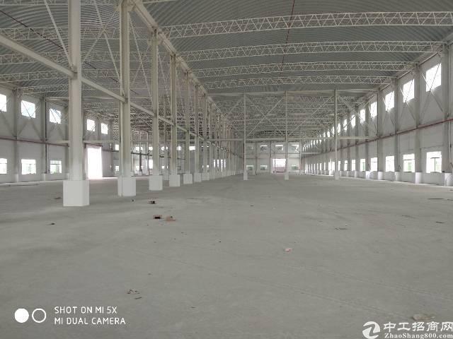 茶山镇全新钢构仓库110000平方出租
