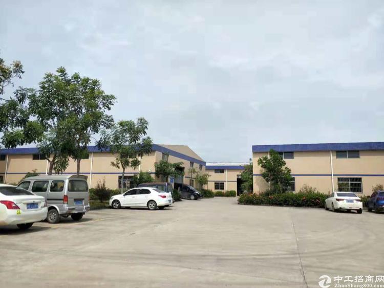 惠州市博罗县龙溪镇3200方单层厂房出售
