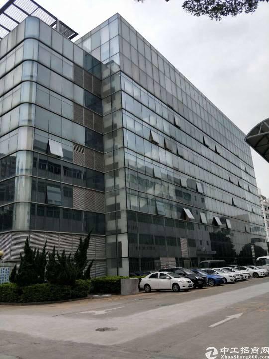 西乡臣田工业区花园式办公场地800平方  高使用率