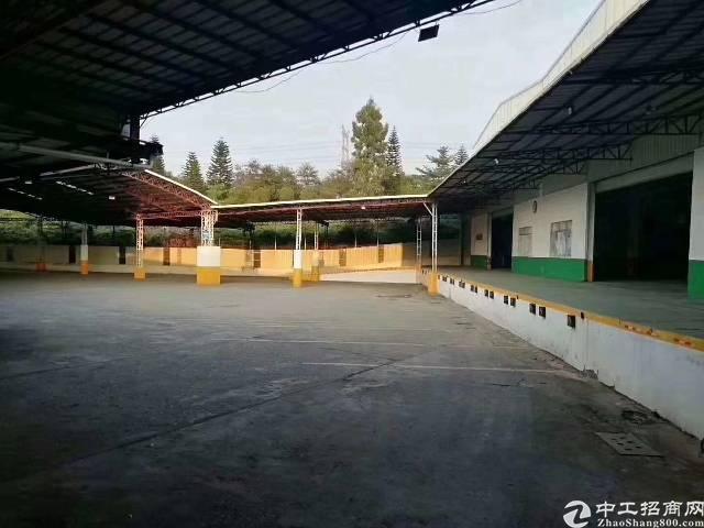 沙井大王山村委6000平独院钢构出租