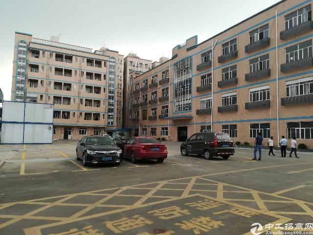 观澜高速出口附近红本厂房11200平招租